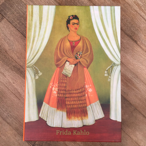 Frida Kahlo Flip Top Notecards