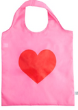 Love Heart Reusable Shopping Bag