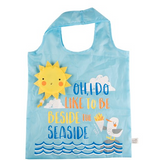 Naughty Gull Reusable Shopping Bag