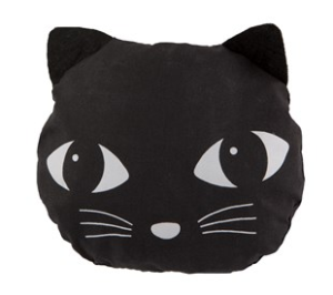 Black Cat Reusable Shopping Bag