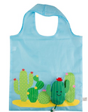 Colourful Cactus Reusable Shopping Bag