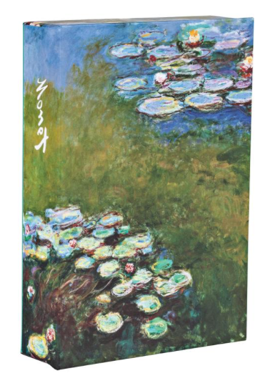 Monet Flip Top Notecards