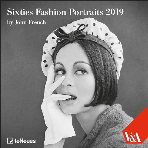 Sixties Fashion Portraits Calendar