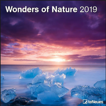 Wonders of Nature Calendar