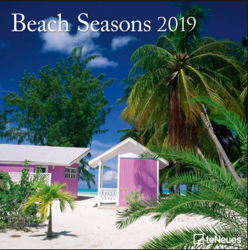 Beach Seasons Calendar