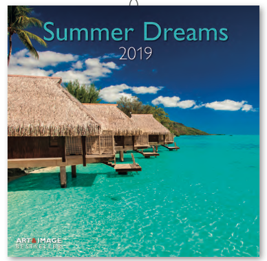 Summer Dreams Calendar A&I