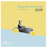 Mini GreenLine Calendar - Enjoy The Little Things
