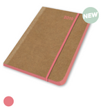 Mini Flexi ColourLine Diary - Flamingo