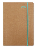 Mini Flexi ColourLine Diary - Greenery