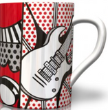 Bone China Mug - Pop Art