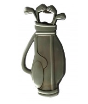Golf Bag Bottle Opener
