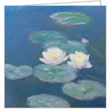Monet Mini Flip Notecards