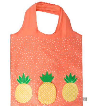 Pineapple Reusable Shopping Bag