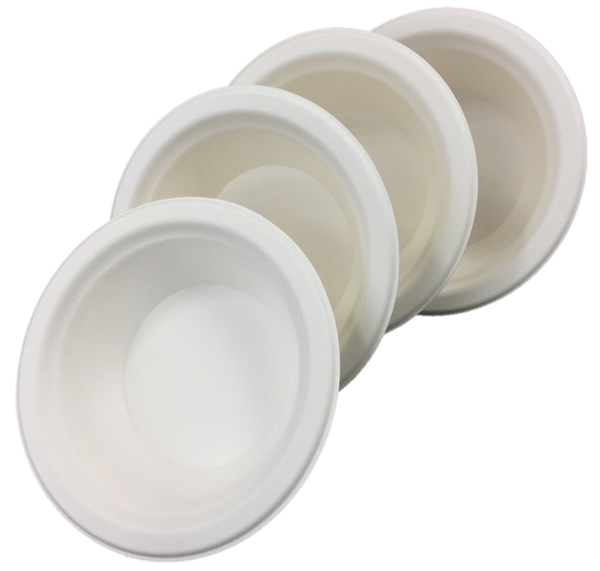Transitions2earth Biodegradable/ Compostable 12 oz. Bagasse Bowls