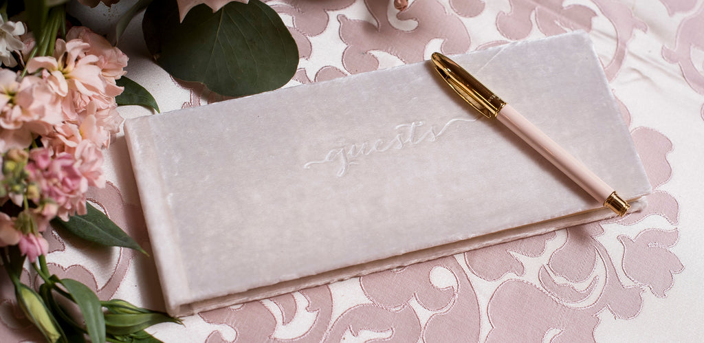 Friday Faves: Guest Books