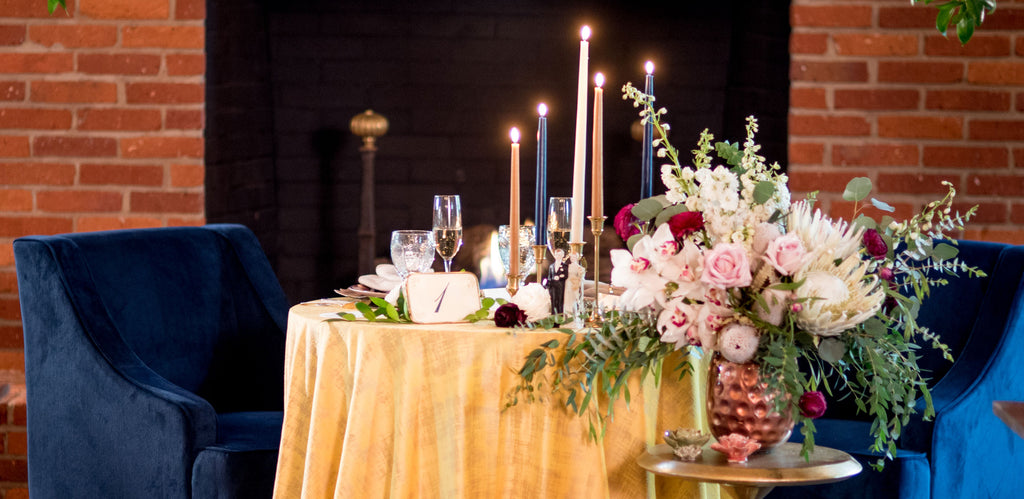 Emory's Sweetheart Table