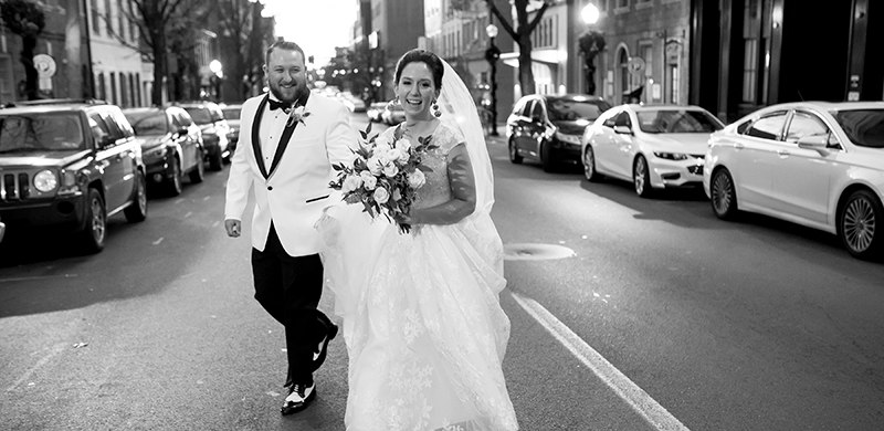 Real Wedding: Ana & Ben