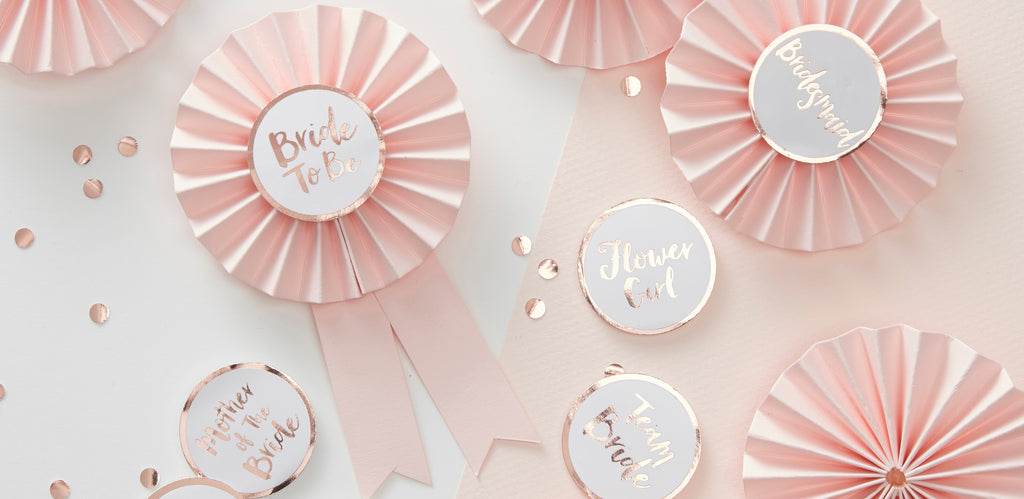 Celebrate the Blushing Bride