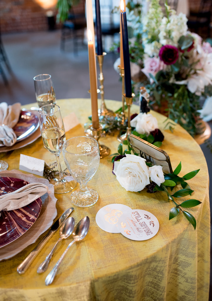 Boho Wedding Inspiration - The Sweetheart Table