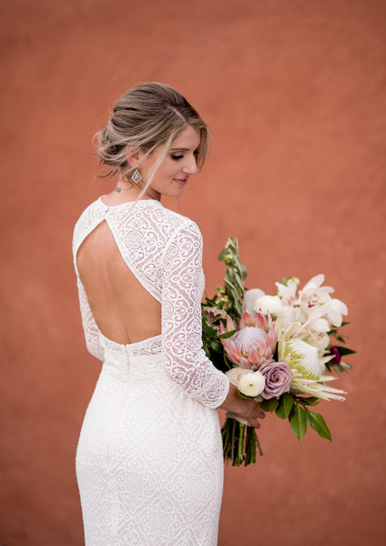 Get Emory's Lavish & Boho Look - Boho Wedding Inspiration