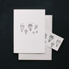 Diamonds Tattly Card Set