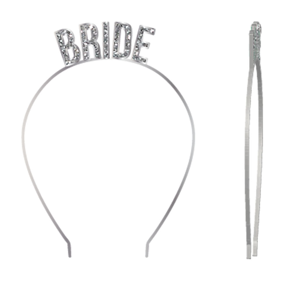 Bride Headband Slant Collections - Cork Collection