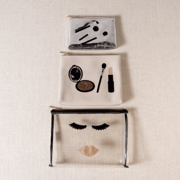 Pretty Face Bag Set