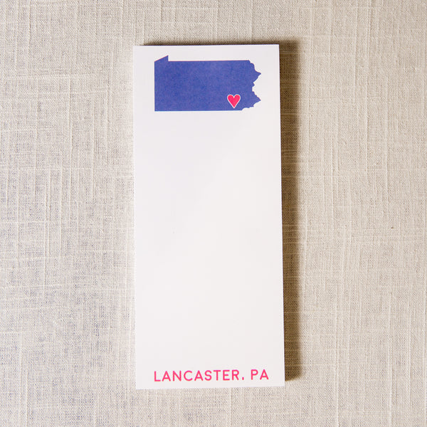 Lancaster Notepad Donovan Designs - Cork Collection