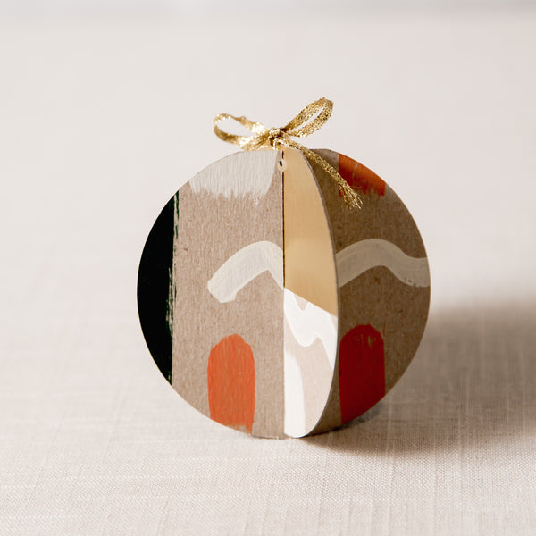 Painted Ornament Set