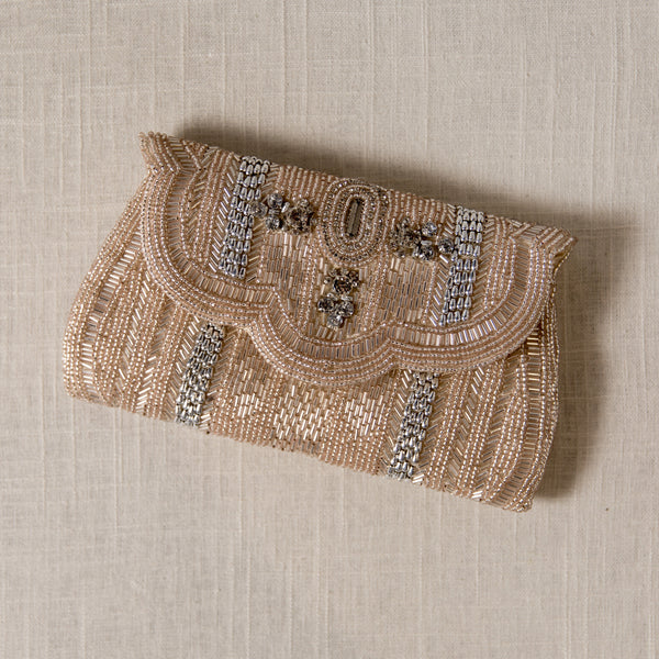 Jocelyn Clutch St Xavier - Cork Collection