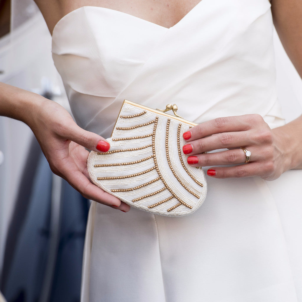 The Cork Collection Clutch