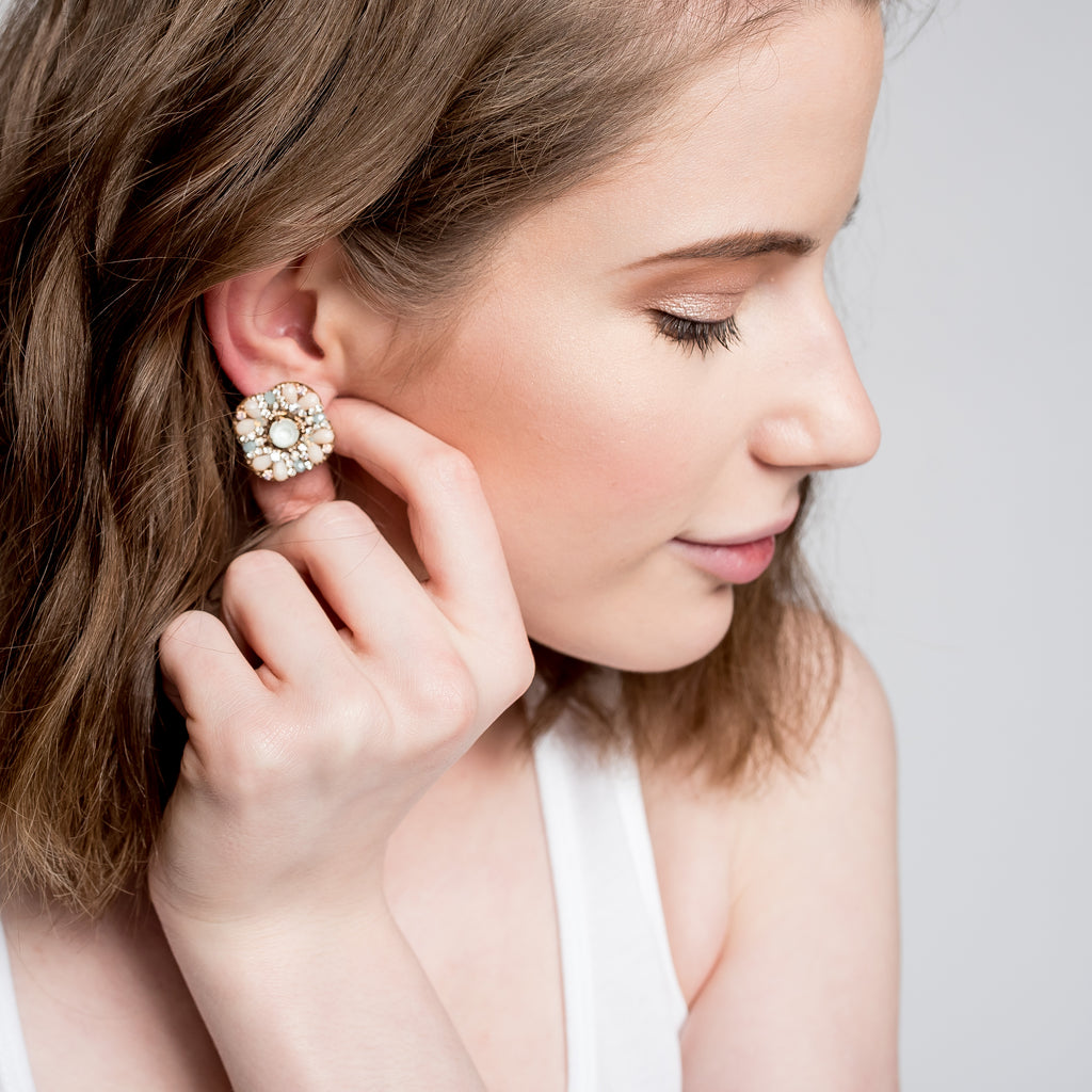 Versailles Stud Earrings
