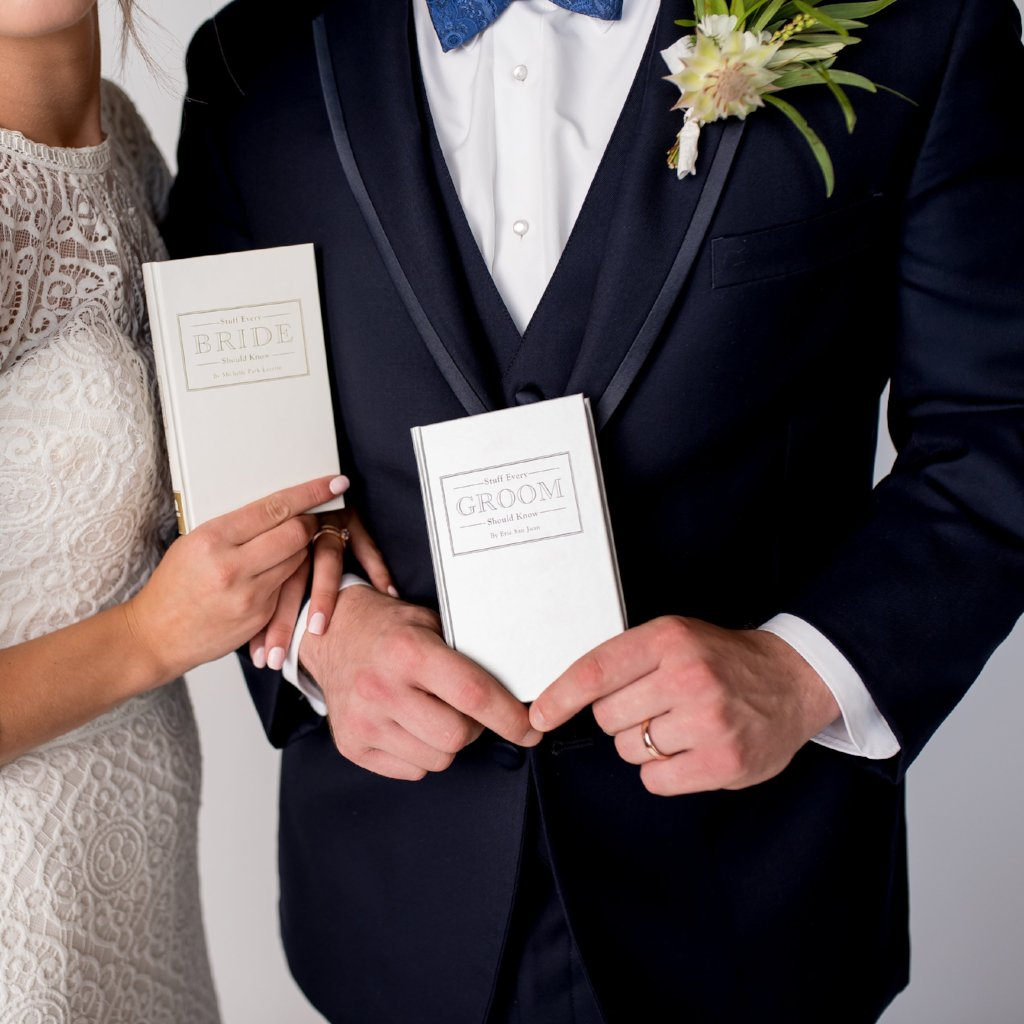 Stuff Every Groom Should Know Book Penguin Random House - Cork Collection