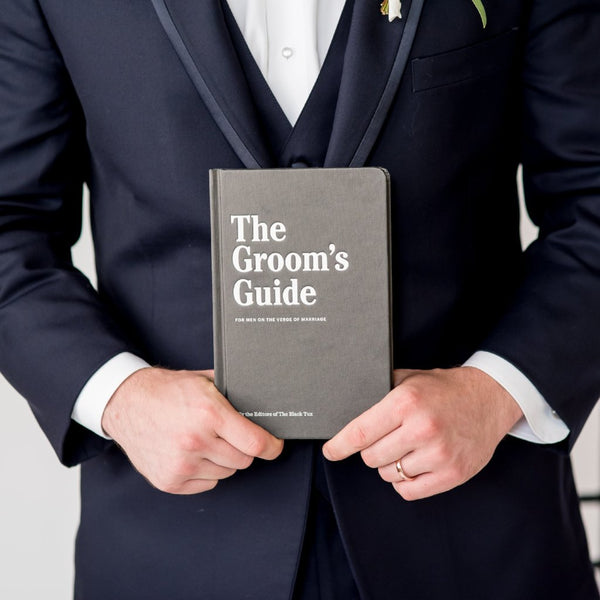 Grooms Guide: For Men on The Verge of Marriage, 2nd Ed. Common Ground - Cork Collection