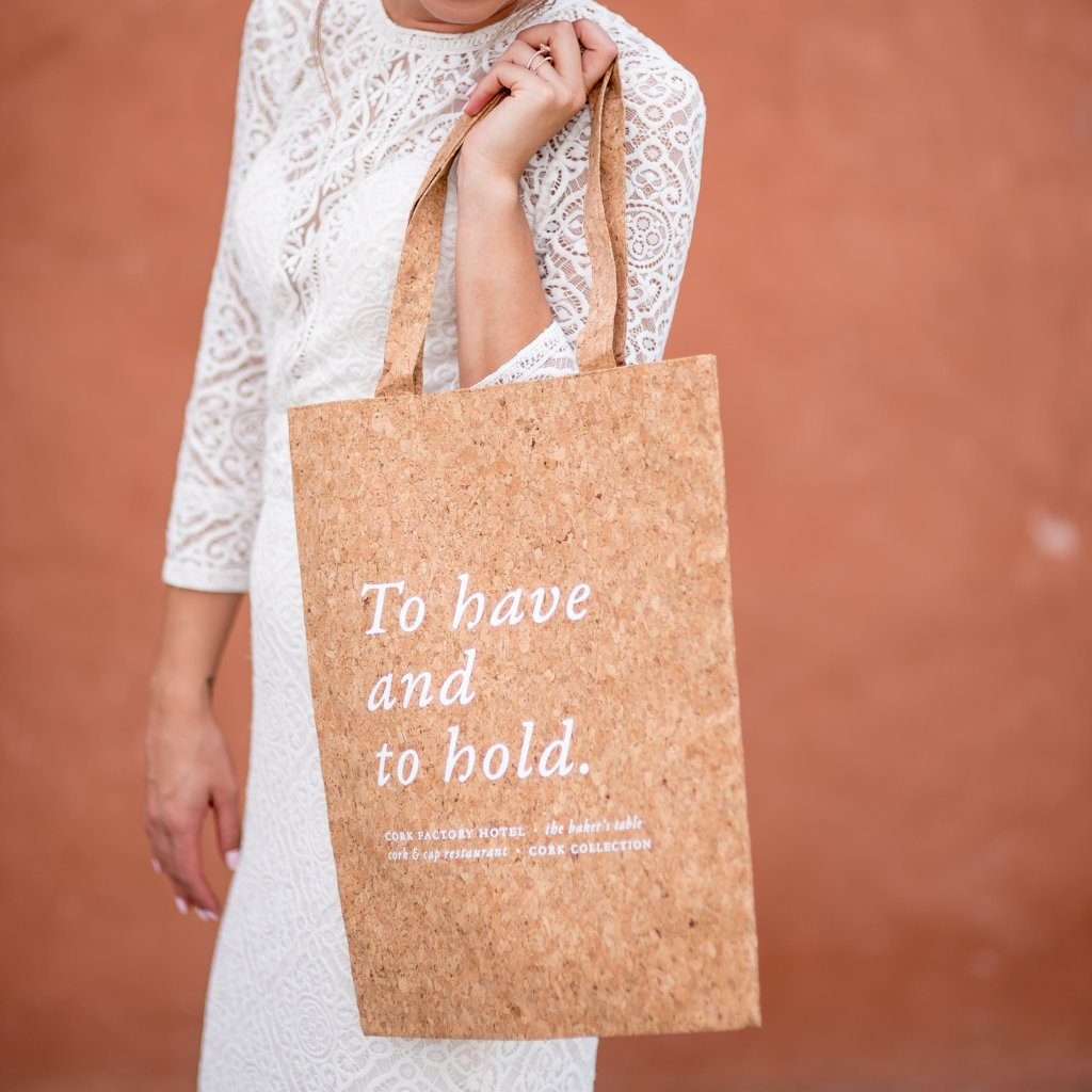 Have & Hold Cork Tote Cork Collection - Cork Collection