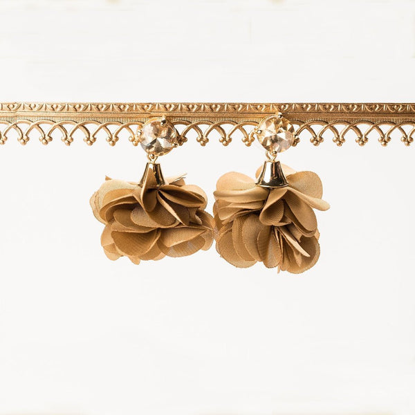 Fawn Cora Bloom Post Earring