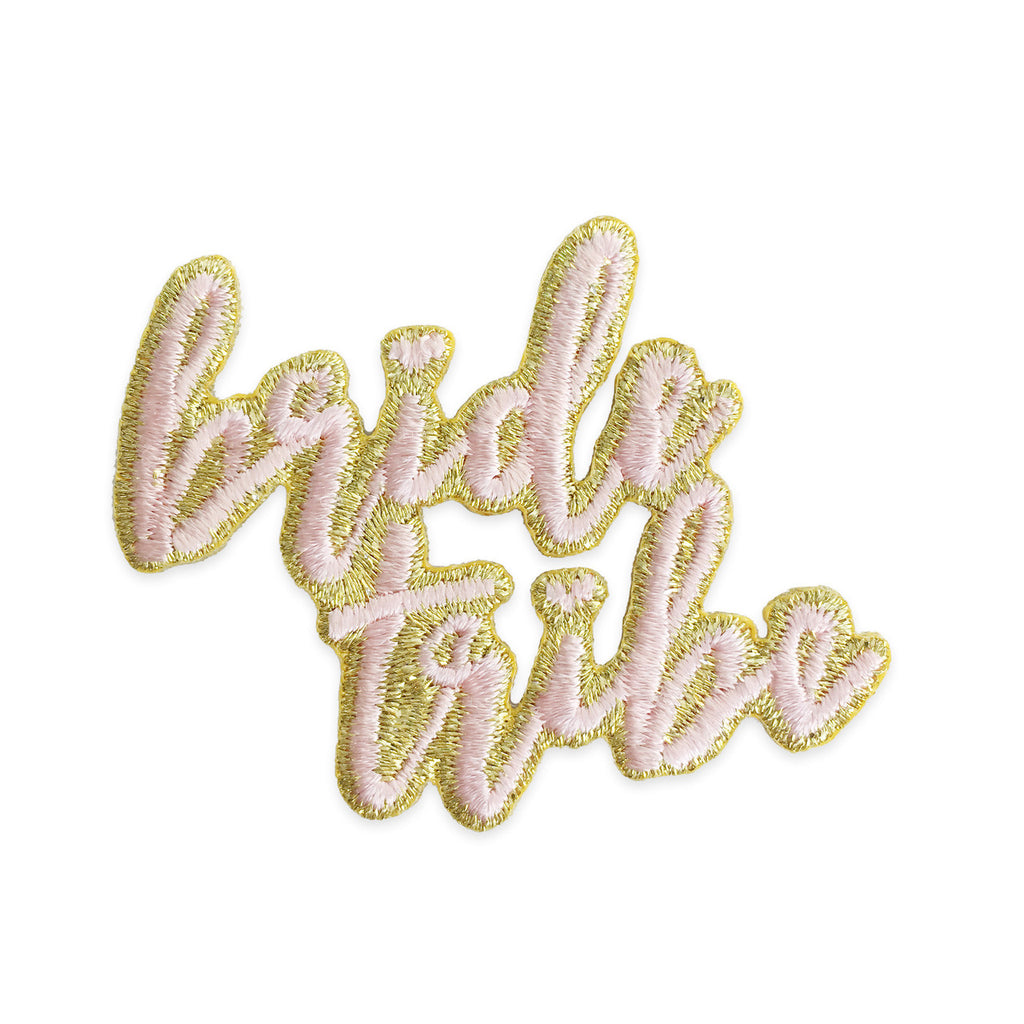 Bride Tribe Patch
