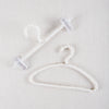 Child's Pearl Hanger Miss Rose Sister Violet - Cork Collection