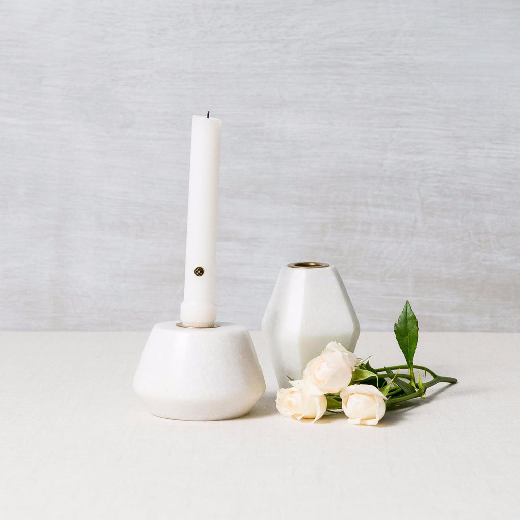 Marble Candleholder