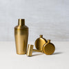 Gold Cocktail Shaker Izola - Cork Collection