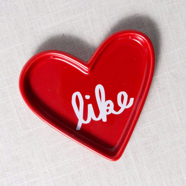Like Heart Tray Fishs Eddy - Cork Collection
