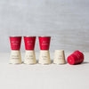 4-in-1 Shot Glass Set Izola - Cork Collection