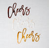 Cheers Tabletop Sign