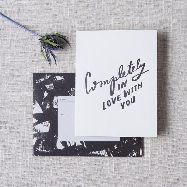 Completely in Love Card Moglea - Cork Collection
