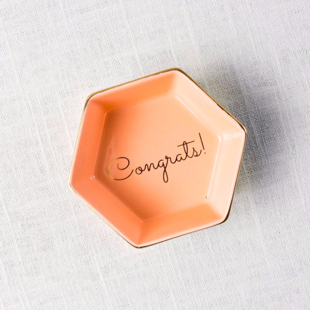 Congrats! Dish Rosanna - Cork Collection
