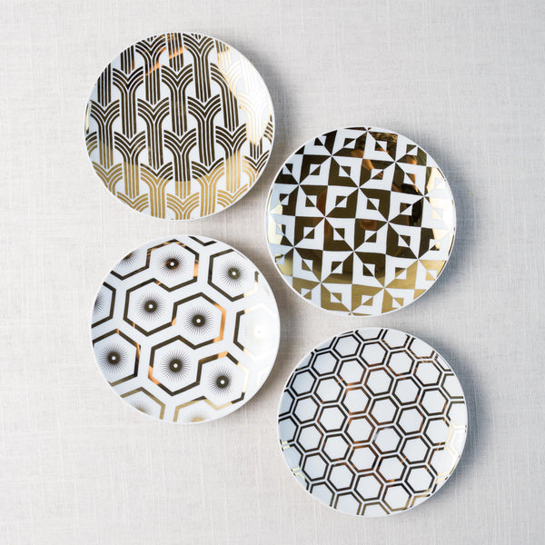 Deco Plates (Set of 4)