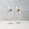 Statement Wine Glass Easy Tiger Co. - Cork Collection
