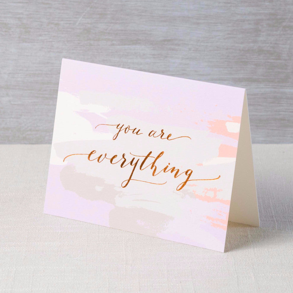 You Are Everything Card