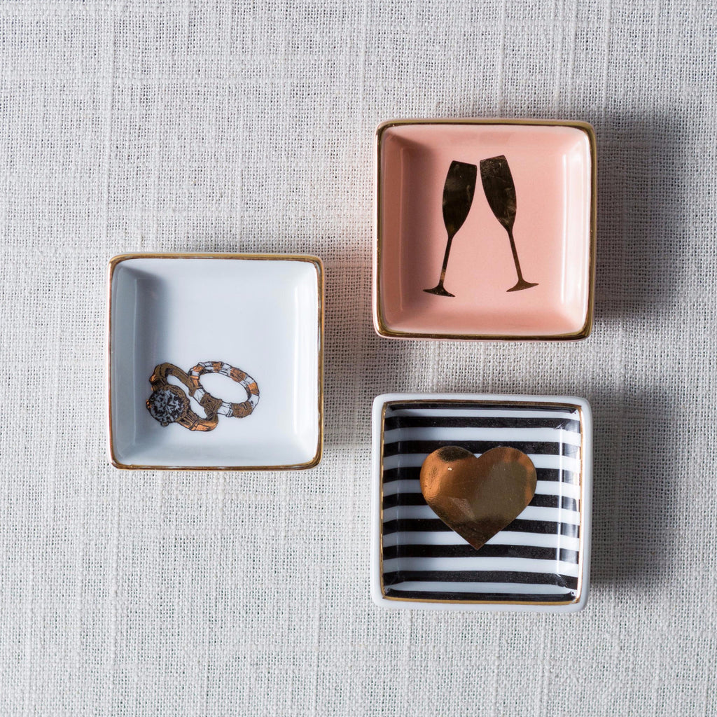 Small Ring Dishes Rosanna - Cork Collection