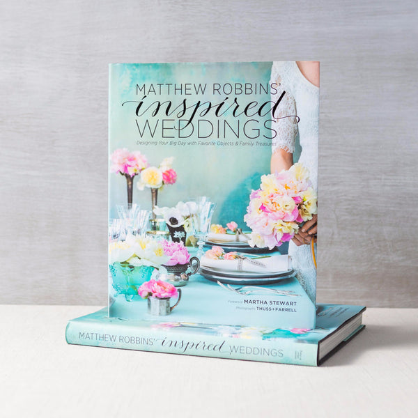Inspired Weddings Common Ground - Cork Collection